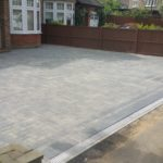 Pewter multi paving