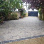 Tegula driveway Pinner